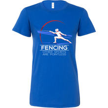 Fencing, Other Sports Are Pointless Athletes Sport Apparel