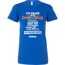 Cool Funny Christmas in July Novelty Bella Shirt