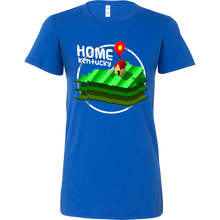 Kentucky State is my Home, US American Pride Bella Shirt