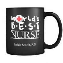 World's Best Nurse (Jackie Smith)