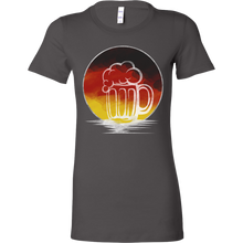 Love To Drink Craft Beer Bella Shirt