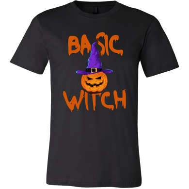 Basic Witch Happy Halloween T-Shirt
