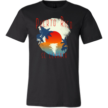 Puerto Rico Skyline Horizon Sunset Love Apparel