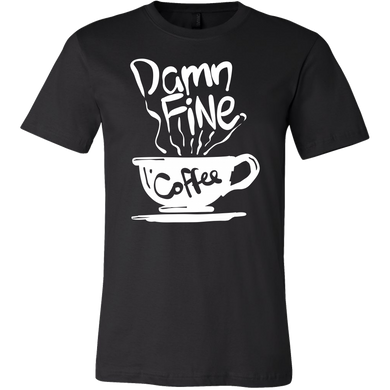 Damn Fine Coffee Love Drinking Coffee Apparel