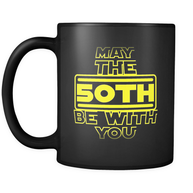 May the 50th be with you v2.0 MUG