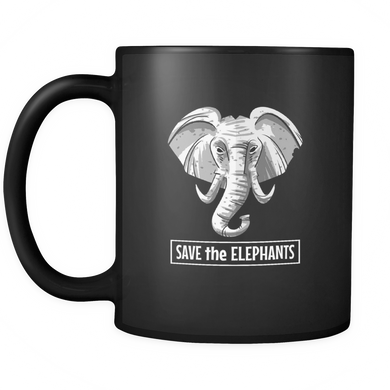Animal Mugs Funny Cute And 100 Lovable By Lifehiker Designs Tagged African Elephant