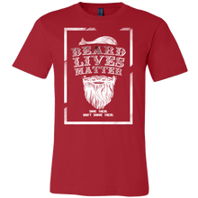 Beard Lives Matter, Save Them Funny Pun Jokers Gift T-Shirt