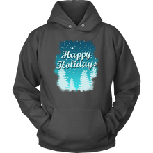Happy Holidays Christmas Hoodie Gift