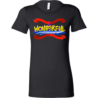 Superb Wonderful Inspirational Motivational Bella Shirt