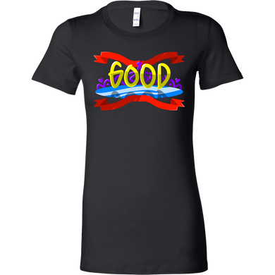 Upright Good Inspirational Motivational Goodness Bella Shirt