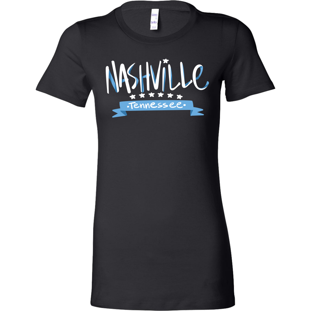 Tennessee Nashville, The Place To Be U.S Bella Shirt