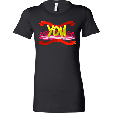 You Inspirational Motivational One's Self Bella Shirt