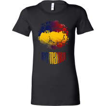 Romania Skyline Horizon Sunset Love Country Bella Shirt