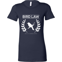 Bird Law Cute Birdy Lawyer Association Bella T-shirt