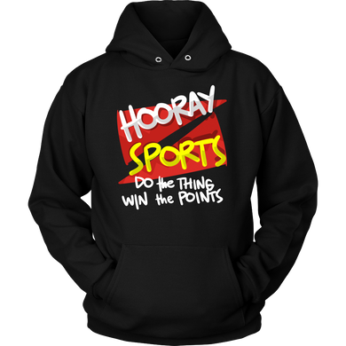 Sports, Do the Thing, Win The Points Sports Fanatics Hoodie