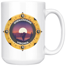 Shenandoah National Park Mug | Virginia National Parks Art Coffee 11oz - 15oz Mug