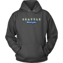Seattle Washington Hometown Tourist Gift Tee Hoodie