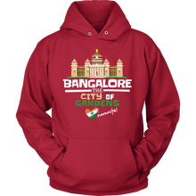 Bangalore The City of Gardens Love India Country Hoodie