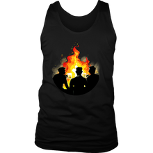 Cracking a Cold One With The Boys Party Beer Drinking Men's Tank