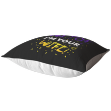 Halloween Night Pillow Happy Halloween Witch Wife Pillow