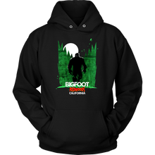 Bigfoot California Redwoods Witty,Funny Bigfoot Gift Hoodie