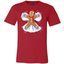 Gingerbread Man Christmas Costume T Shirt Gift