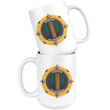 Sequoia National Park Mug | California National Parks Art Coffee 11oz - 15oz Mug