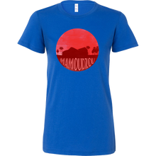 Mamoudzou Capital Skyline Horizon Sunset Mayotte Bella Shirt