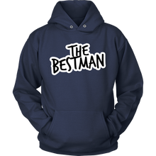 Bestman Wedding Marriage Party Squad Celebration Hoodie