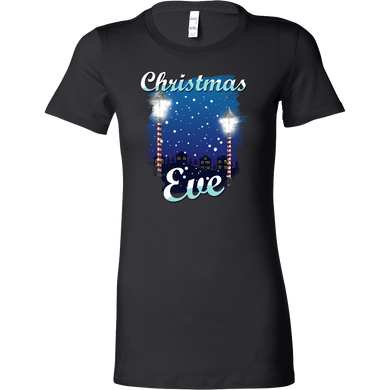 Christmas Eve Winter Christmas Costume Bella Shirt Gift