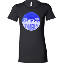Yaren Capital Skyline Horizon Sunset Nauru Bella Shirt
