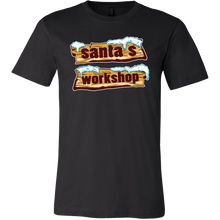 Santas Workshop Christmas Costume T Shirt Gift