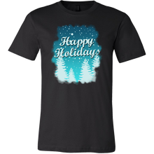 Happy Holidays Christmas Costume T Shirt Gift