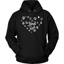 Be Kind to Every Kind Inspirational Pet Lover Hoodie