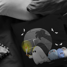 Halloween Night Scared Ghosts Halloween Pillow
