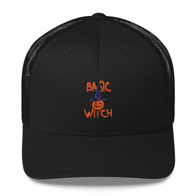 Basic Witch Happy Halloween Hat