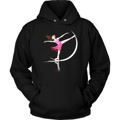 Winter Sports Ice Skating Sport Winter Season Hoodie
