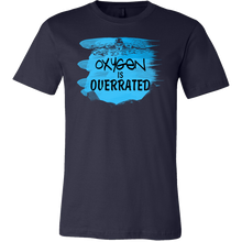 Swimming, Oxygen is Overrated Love Sports Game Team T Shirt