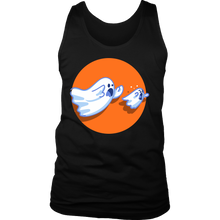 Halloween Night Ghost Costume Fancy Dress Party Men's tank