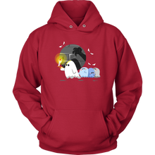 Halloween Night Scared Ghosts Halloween Hoodie