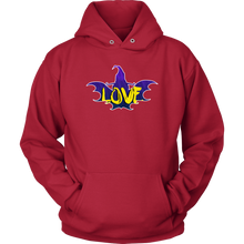 Happy Halloween Night Love Halloween Hoodie