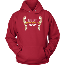 Best Chiropractor Ever Therapists Doctors Hoodie