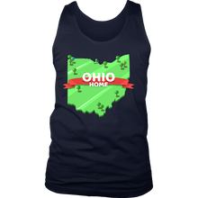 State of Ohio is my Home Map U.S.A Souvenir Travel Tank