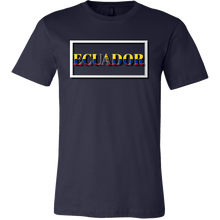 Ecuador, Ecuadorian Patriotic Country Flag T-shirt