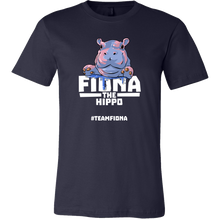 Fiona The Hippo Shirt #TeamFiona Cute Preemie Premium T-Shirt