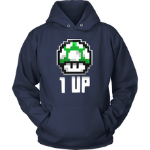 Funny Hoodie- One Up Design