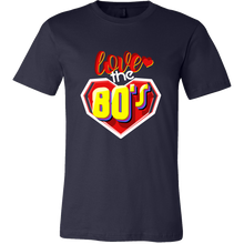 I Love the 80s Music T-Shirt Music Lovers