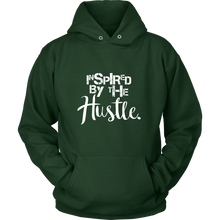 Inspired By The Hustle Inspiring Hoodie