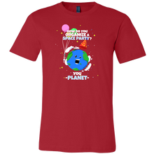 Joke Novelty Gift T Shirts,How Do You Organize a Space Party?