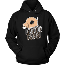 Beagle Bagel Funny Quote - Exclusive Hoodie Collection